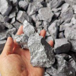 Het gieten het Gebruik FeSi van het Ijzer/Ferro Silicium 75%/72%/Ferro Silicium 1050mm van het Ferrosilicium