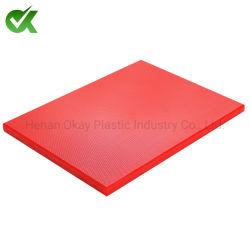 ストックキッチン家具プラスチックまな板 PE 製カッティングボード