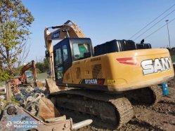 Grande escavatore idraulico del cingolo di risparmio energetico di capienza e di protezione dell'ambiente con la forte struttura Sy205