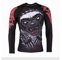 Горячие продажи мужская мода Дышащий Sportswear футболки