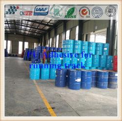 Cola de PU proteção ambiental para a pista de corrida de Borracha