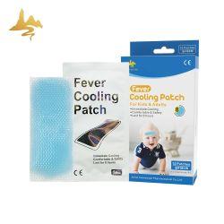 Novo Produto cheiro de lavanda Fronte Reduzir temperatura clássica Patch de Refrigeração