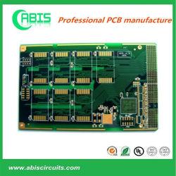 Gedruckte Schaltkarte passte Service, Enig, LF-HASL AN, DEr beendet wurde, verwendet in den Elektronik-Produkten