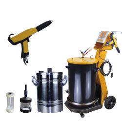金属の表面処理のための粉のペンキのアプリケーション