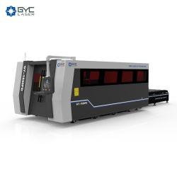 معدات الليزر ورقة معدنية CNC ألياف الليزر آلة قطع
