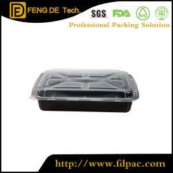 3 Dienblad van het Voedsel van het compartiment het Beschikbare Plastic, de Brandkast van de Microgolf