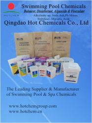 Prodotti chimici di trattamento delle acque della piscina