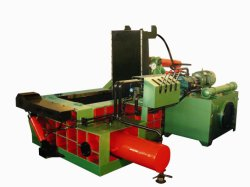 Ballenpresse für Metaldie hydraulische BallenpreßAltmetall-Ballenpresse, welche die Maschine aufbereitet Gerät (YDF-130A, aufbereitet)