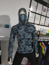 Maglietta atletica all'ingrosso di sport di forma fisica dell'abito degli uomini/donne del nuovo prodotto