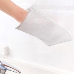 Suministro de la fábrica de tejidos del cuerpo médico no desechables Guantes de lavado