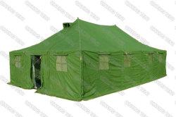 10-50 personnes Angola/Afrique/Europe grande tente étanche tente de camping tente militaire tente de l'armée