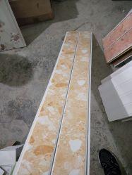 Tegels van het Plafond van de Vezel van het Comité van het Plafond van pvc de Akoestische Minerale
