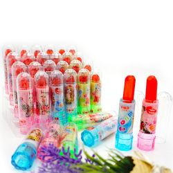 5g Mini het Spelen van de manier Speelgoed met de Fruitige Harde Producten van de Gift van de Lippenstift van het Suikergoed