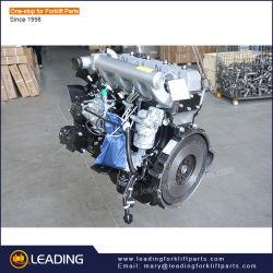 Хели Hangcha Tcm 2.5t 5t вилочных погрузчиков дизельного двигателя детали блока цилиндров ремонтного комплекта для установки радиатора водяного насоса двигателя