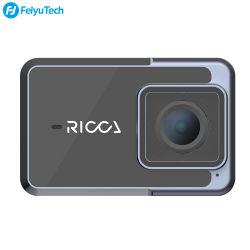 Feiyu Tech Ricca 4K HD Vlog Sport Kamera Touchscreen Digitalkamera Anti-Shake Wasserdichte Unterstützung Nachtaufnahme