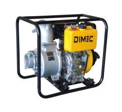 Pme50d (e) 2 인치 공냉식 알루미늄 디젤 엔진 고압 수도 펌프
