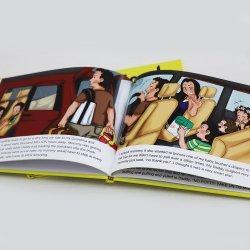 Zurückführbare heiße Aktivitäts-komische chinesische Buch-Zubehör
