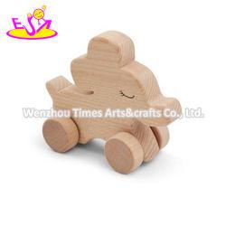 2020 automobili di legno del giocattolo dell'annata prescolare all'ingrosso per i bambini W04A470