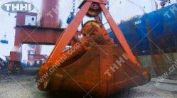 Nickle minério de ferro Grab particularidades mecânicas agarrar