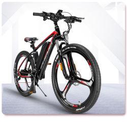 دراجة كهربائية من China Alloyمقاس 26 بوصة موتور محور الدراجة الكهربائية دراجة هوائيةكهربائية على الطريق في الصين