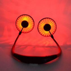 Linli Großhandelshandfreier Luftkühlung-Stutzen-hängender Ventilator LED für Innen- und im Freien