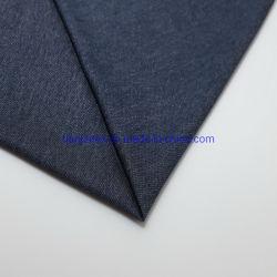 Couleur Pure Textile tissu de coton stretch à deux voies pour le pantalon/vêtement
