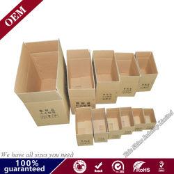 Верхняя продавец среднего картон при перемещении окна из гофрированного картона картонная коробка, крупных почтовых транспортные ящики для хранения упаковки