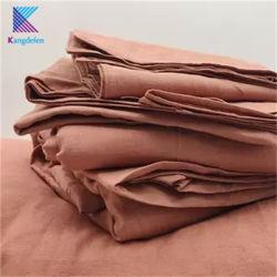 Zachte ademende herbruikbare Bed Bedding bedrukte katoen Summer Quilts beddensprei Met goedkope prijs