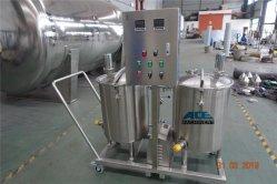 우유 음료 식품 화장품 우유 파스테파시라이저 CIP 시스템 세척 CIP 스테이션 세척기 를 놓습니다