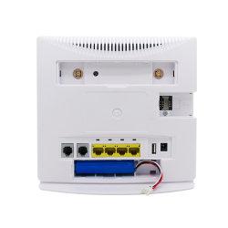 USB haute vitesse personnalisée 3G 4G Accueil Modem routeur WiFi avec carte SIM Tdd-Lte Lte-FDD WCDMA Réseau sans fil