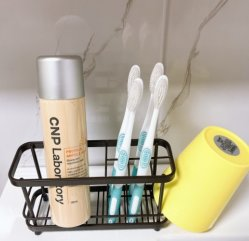 Badezimmer-Dusche-Zahnbürste-Halter 2020 des Edelstahl-304
