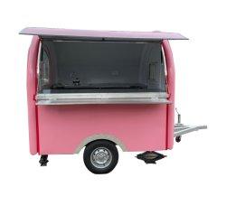 Tune American Standard Square Big Food Truck Trailer Mobile Kitchen
