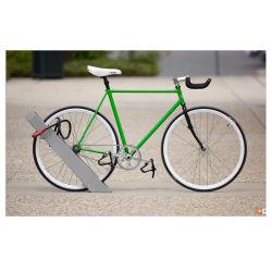 مركز الدراجات تخزين حامل الدراجة حديقة كبيرة حديثة الصلب حامل وقوف السيارات بدون إبريق هو سعر حامل موقف
