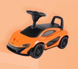 أفضل سعر عالي الجودة للأطفال يدفع السيارة المتأرجحة إلى العمل السيارة مع لوحة القدم الأطفال السيارة منزلقة