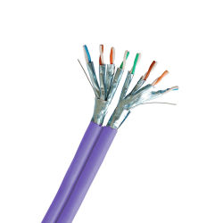 Doppel-CAT6 8pair LAN-Kabel-Ethernet-Kabel
