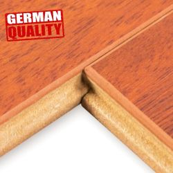 7mm 8mm 12mm E1 étanche en relief les matériaux de construction des planchers laminés