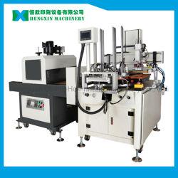 جهاز آلة الطباعة على الشاشة الدوار Rultary Rultary Rultary (المسطرة الآلية بالكامل) من / مساطر بلاستيكية / مساطر قرطاسية / طب جيومبي (HX-NXHCJJ-UV)