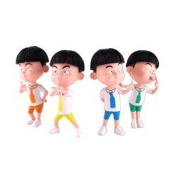 Personifiziertes Soem spielt kundenspezifischer Kurbelgehäuse-Belüftunganime-sammelbare Abbildung Spielzeug