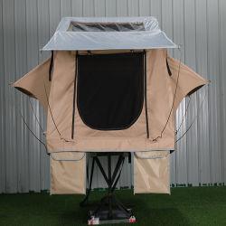 Tenda auto esterna semi-automatica con tettoia per roulotte
