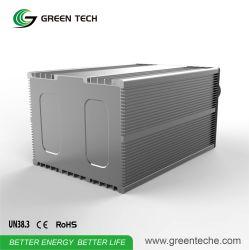 Nuevo Super Ahorro de energía de la capacidad del vehículo eléctrico de batería de aluminio negro