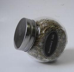 Commerce de gros clair peut tenir sur le côté de verre rondes Candy Bocal avec couvercle/verre bouteille d'eau/VERRE Pot de rangement