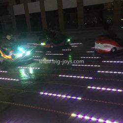 Venta caliente paragolpes para niños juegos de coches eléctricos, coches de parachoques de cuadrícula de tierra