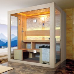 200x180 para casa de banho relaxar na sauna finlandesa tradicional cubículos