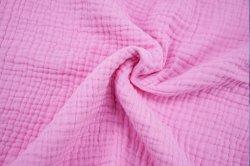 Altri strati garza tessuto seersucker 100% cotone tessuto Crepe 40s E 60 anni con morbido e caldo per coperte e Pajama E sciarpa