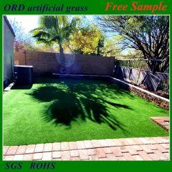 SGS gecertifieerde fabrieksprijs 30 35mm kunstgras tapijt synthetisch Nep Grass Plasticlandscaping Voetbal Gras tapijt Mat Garden Lawn