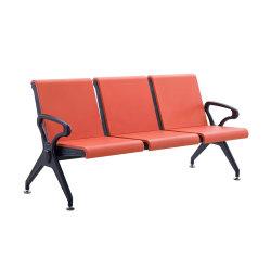 현대적인 금속 사무실 홈 가구 사무실 의자 방문객 의자 리셉션 바버 숍의 대기 벤치 의자