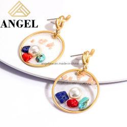تصميم جديد مصنع مجوهرات الأزياء بالجملة مباشرة الملحقات لعشيلز