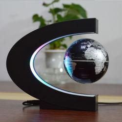 Магнитные Levitation Глобус Светодиодный ночник новинка планеты Земля вычислений с плавающей запятой (WH - MTB-143)