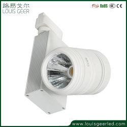 15W 20W 25W 30W PFEILER justierbares Punkt-Licht des Punkt-Spur-Licht-LED