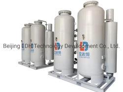 La pureza del 93-98% Industrial/Generador de Oxígeno Médico llenado los cilindros de oxígeno de la soldadura de corte